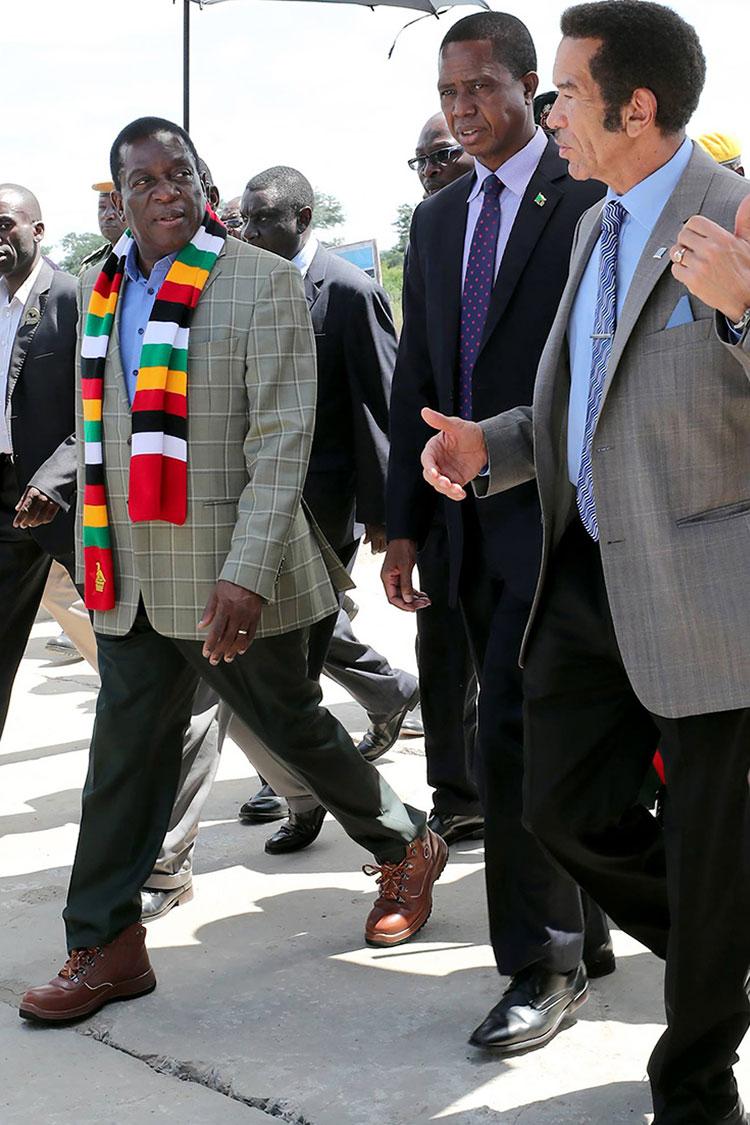 Possibility of Zimbabwe joining the kazungula Bridge project