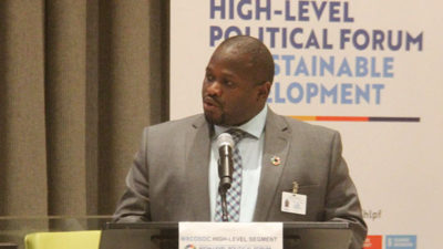 Zambia making progress on SDGs targets