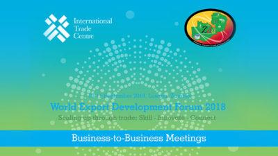 World Export Development Forum 2018