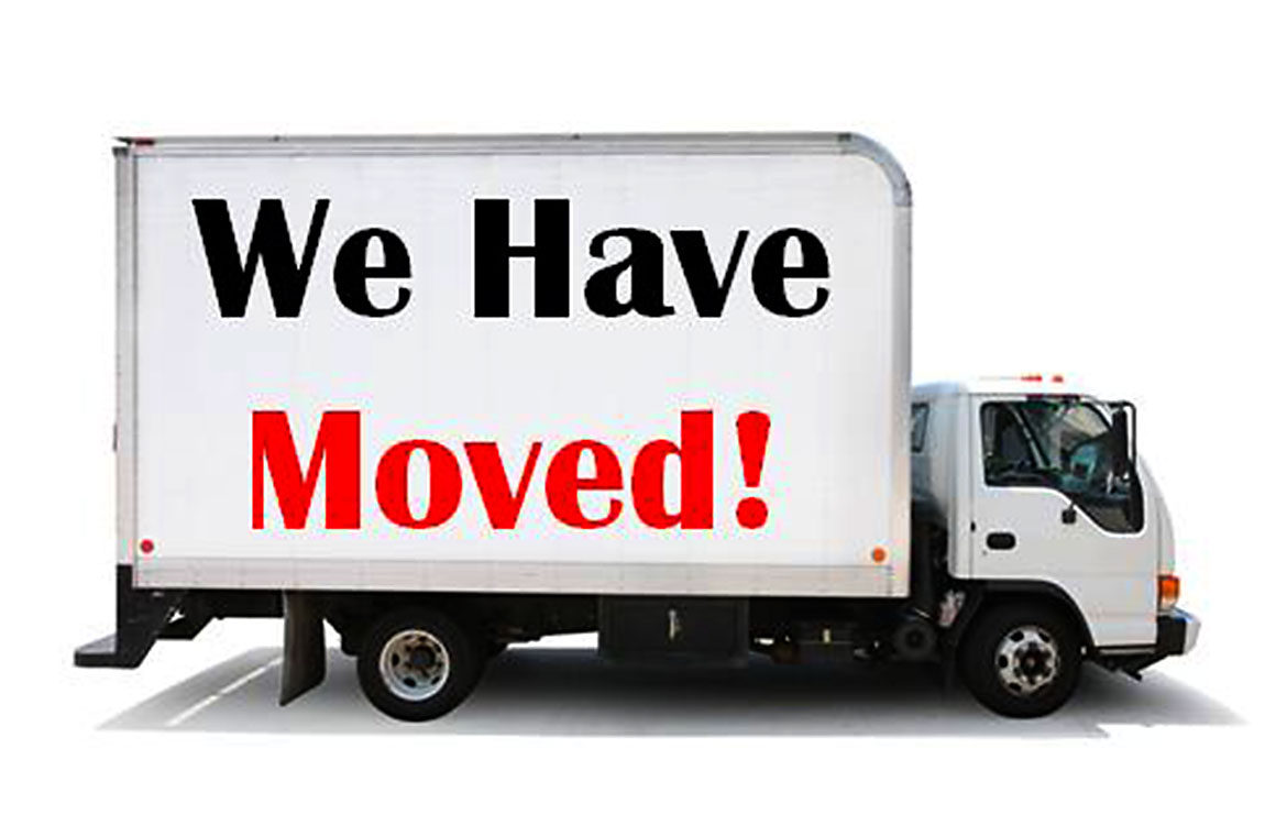 We have MOVED !