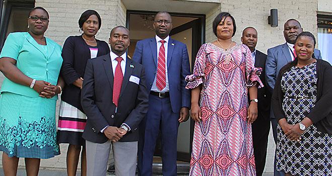 ZAMBIA PLEDGES TO PREVENT GOAT PLAGUE