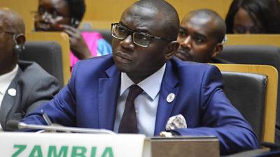 ZAMBIA ENDORSES AU-EU ECONOMIC AND TRADE PARTNERSHIP