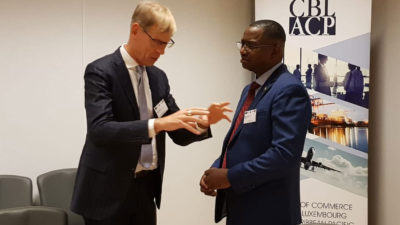 BELGIAN GOVERNMENT HAILS ZAMBIA'S POLITICAL AND ECONOMIC REFORMS