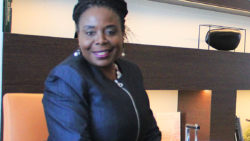 PROF. ESTHER MUNALULA NKANDU LANDS IN BRUSSELS