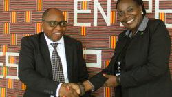 AMB. PROF. MUNALULA-NKANDU MEETS WITH TANZANIAN FOREIGN AFFAIRS MINISTER