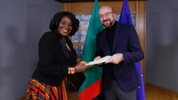 EU COMMITED TO WORKING WITH ZAMBIA